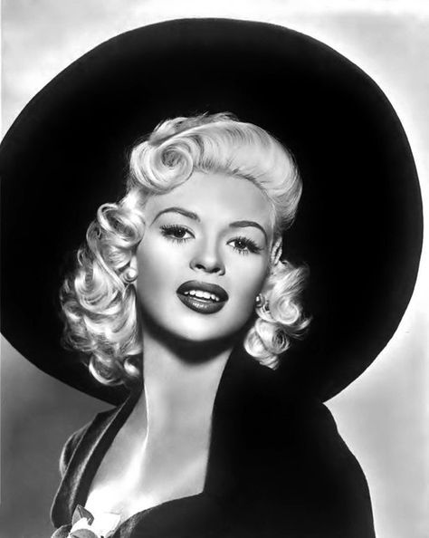 Jayne Mansfield, 1933 - 1967. 34; actress, singer, Playboy Playmate, nightclub entertainer, model. Blonde bombshell in the '50s and '60s, starred in movies like Will Success Spoil Rock Hunter?, mother of TV actress Mariska Hargity. biography Jayne Mansfield; A biography by May Mann 1973.