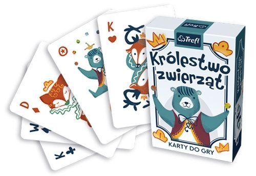 Królestwo Zwierząt Trefl.Księgarnia internetowa Czytam.pl