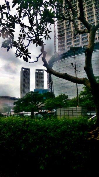 Misty Morning - Jakarta 010316