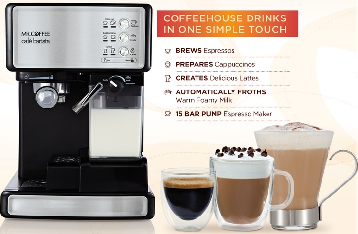 Best mr coffee makers images on pinterest