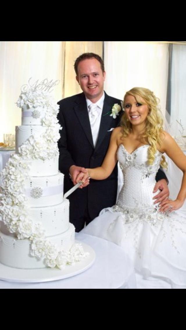 Nikki websters wedding