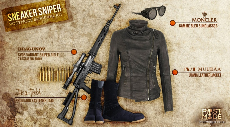 SNEAKER SNIPER Survival Kit