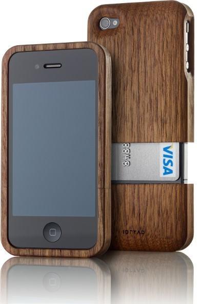 iDryads iPhone Cover aus Holz