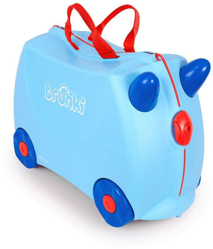 Trunki Ride On Suitcase- George
