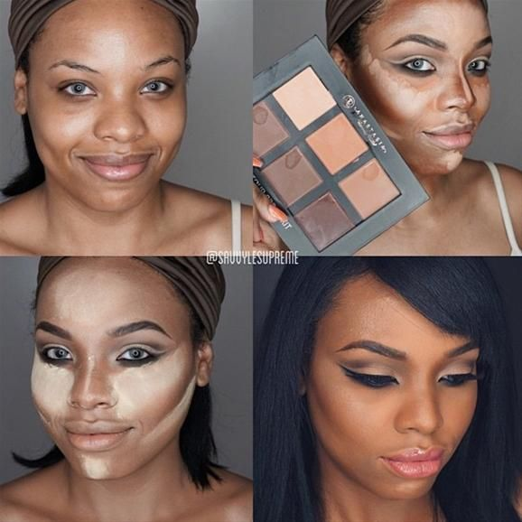 9 best Highlight and contour images on Pinterest