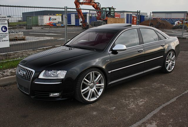 Audi S8 - The Transporter 3 edition by NoortPhotography, via ...