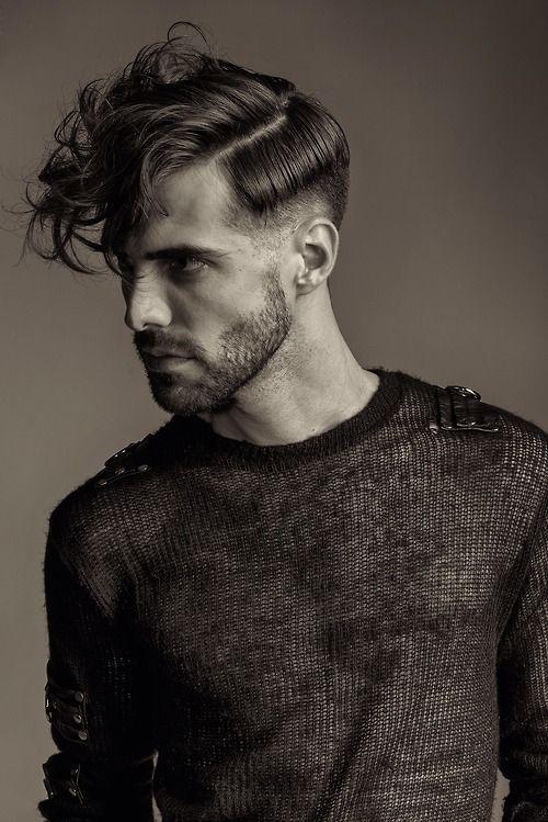 25 best Men's hair images on Pinterest | Faces, Hair dos