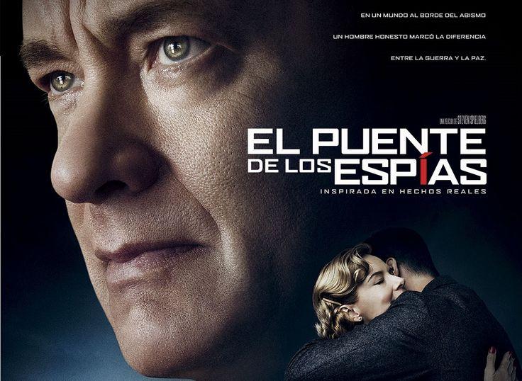 The Bridge of Spies... Cruzando el puente hacia los Oscars