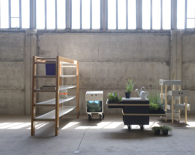 Office+Retrofit collection byStudio Sovrappensiero, in cooperation with Milan Politecnico University