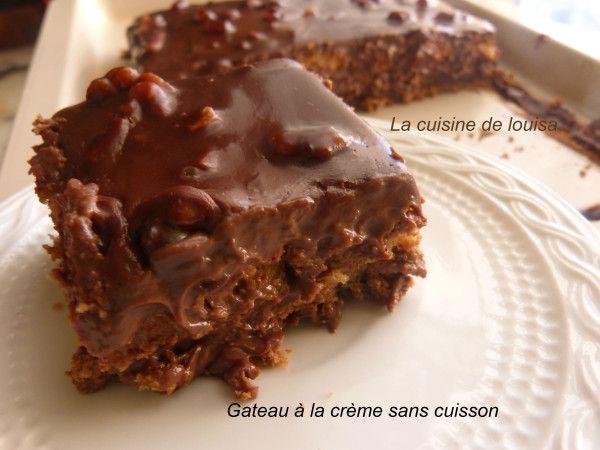 Essalamou alaikoum,bonjour , envie d'un dessert raffiné ? bah c'est par ici , je l'ai déniché d'un groupe sur FB ..... Le gâteau se prépare à l'avance , il est meilleur le lendemain car les biscuits vont s'imbiber de café et de crème pour se transformer...