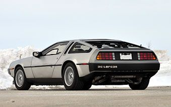 1981 DeLorean DMC-12 picture