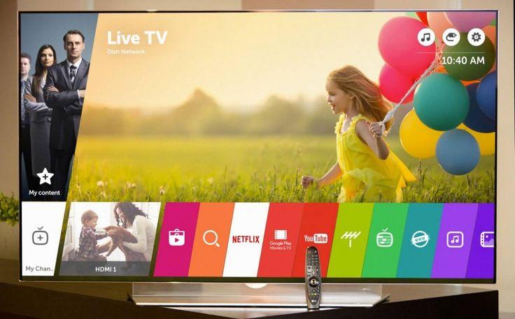 LG Smart TV with webOS 3.0 2016 - tinoshare.com