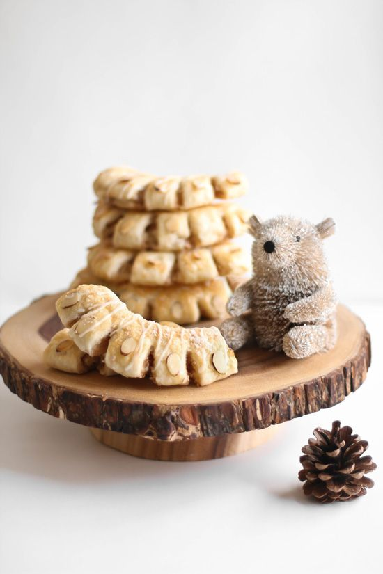 Sprinkle Bakes: How to Make Bear Claws