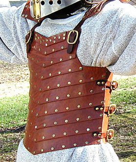 how to make leather armor in survival craft