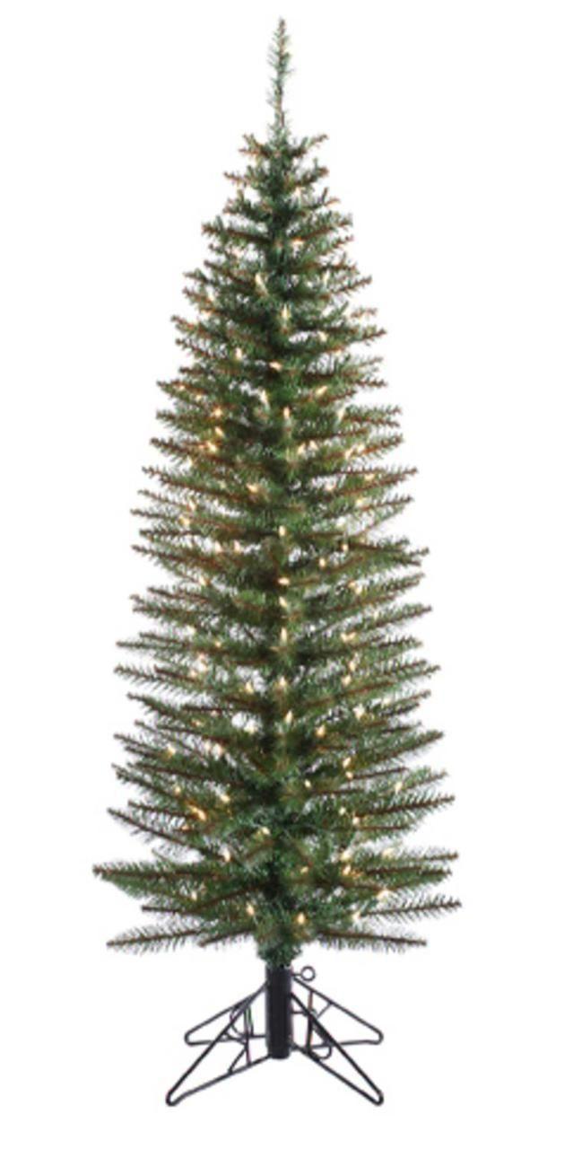 Black Christmas Tree Walmart