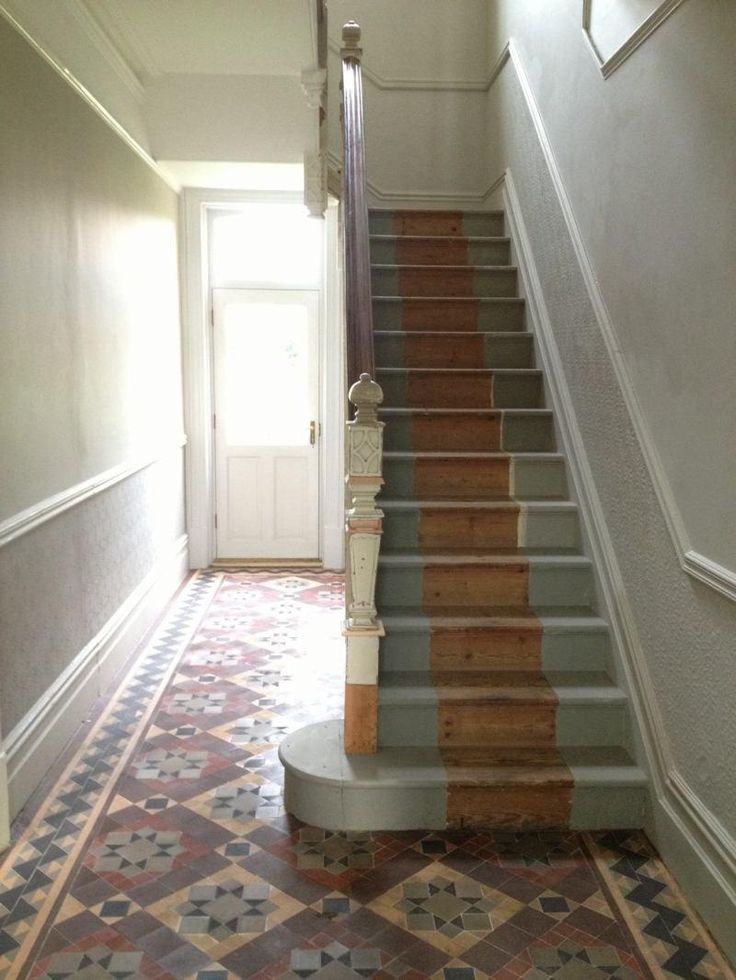 Beautiful Edwardian Staircase Long Day S Journey Into