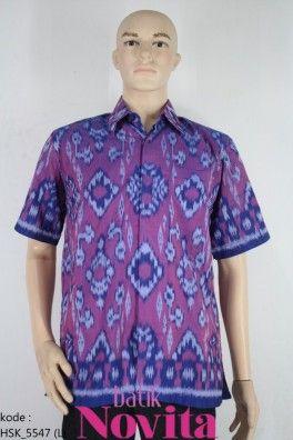 <p>Bahan katun<br />Motif background kayu<br />Batik kombinasi<br /><br />Size : L<br />Lingkar dada: 114 cm<br />Panjang baju : 78 cm<br />Panjang lengan : 27 cm</p>