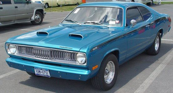 1972 Plymouth Duster muscle car Maintenance/restoration of old/vintage vehicles: the material for new cogs/casters/gears/pads could be cast polyamide which I (Cast polyamide) can produce. My contact: tatjana.alic@windowslive.com