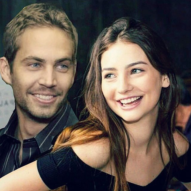 Words can't express how much my two angels mean to me ❤ they are my two greatest inspirations and i love them both dearly I love youuu @meadowwalker @paulwalker  another edit of mine