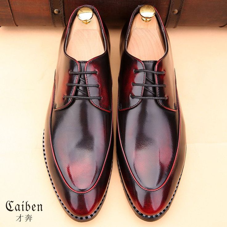 new 2016 men dress shoes pointed toe brogues oxford shoes wedding shoes for men genuine leather italian shoes size 38-43