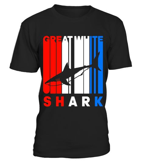 """# Retro RWnB Great White Shark Silhouette T-Shirt .  Special Offer, not available in shops      Comes in a variety of styles and colours      Buy yours now before it is too late!      Secured payment via Visa / Mastercard / Amex / PayPal      How to place an order            Choose the model from the drop-down menu      Click on """"Buy it now""""      Choose the size and the quantity      Add your delivery address and bank details      And that's it!      Tags: Vintage Style Great White Shark…"""
