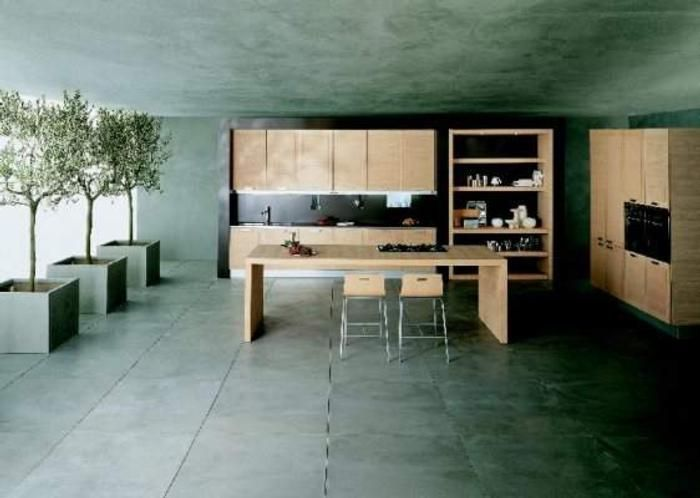 7 best Fußboden images on Pinterest Concrete floor, Creative and - hervorragendes rotes esszimmer design