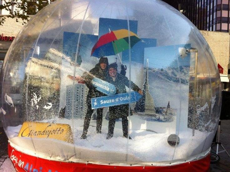 Sauze snowball
