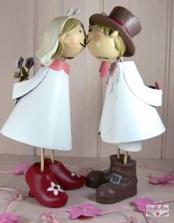 Hochzeitsknutschis