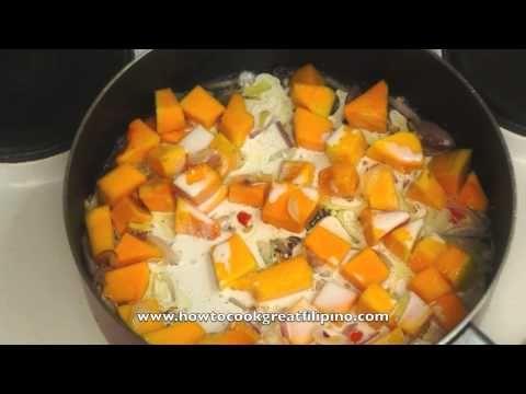 94 best filipino pinoy food recipe video images on pinterest kalabasa dilis pumpkin dried fish recipe tagalog pinoy filipino cooking youtube forumfinder Choice Image