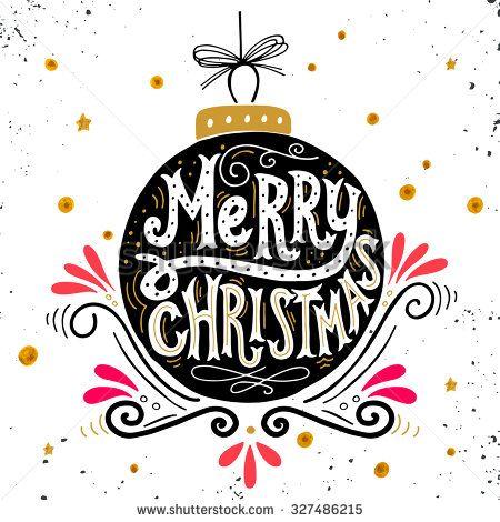 Best 25 Merry Christmas Vector Ideas On Pinterest Merry