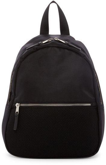 Madden-Girl Nylon & Mesh Backpack