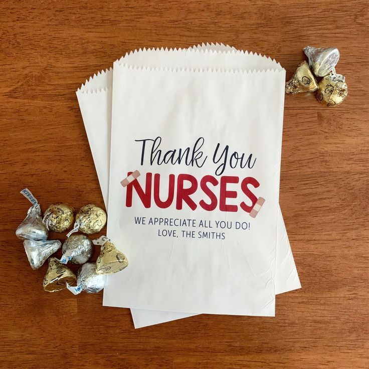 Health care worker appreciation gifts