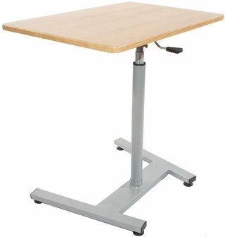 Height Adjustable Sit To Standing Desk   30u0027u0027W X 14u0027u0027