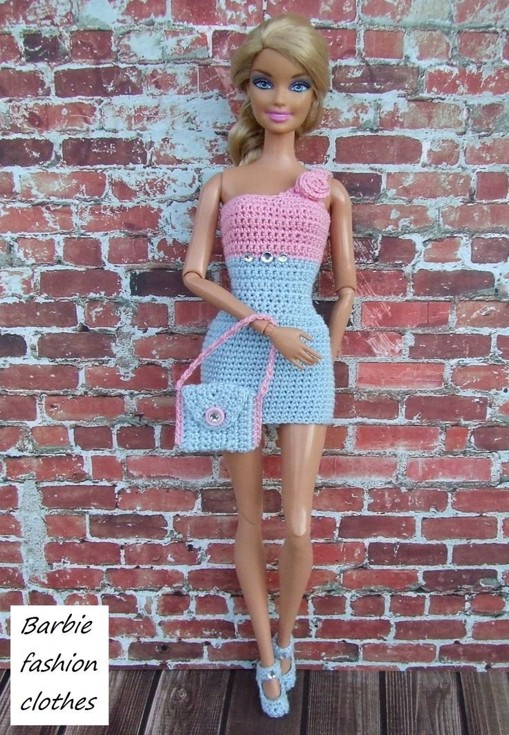 89 besten Barbie Bilder auf Pinterest | Stricken, Babys und 3 Monate