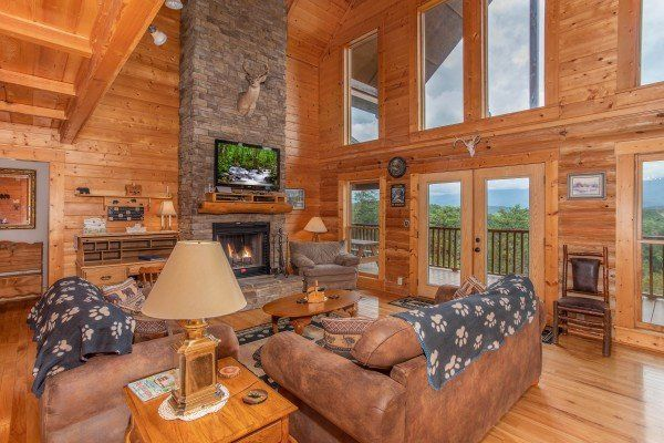 I Do Love Views Luxury 3 Bedroom Pigeon Forge Cabin Rental