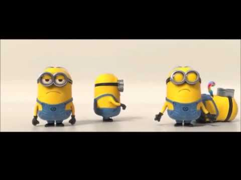 Minions cantando Banana