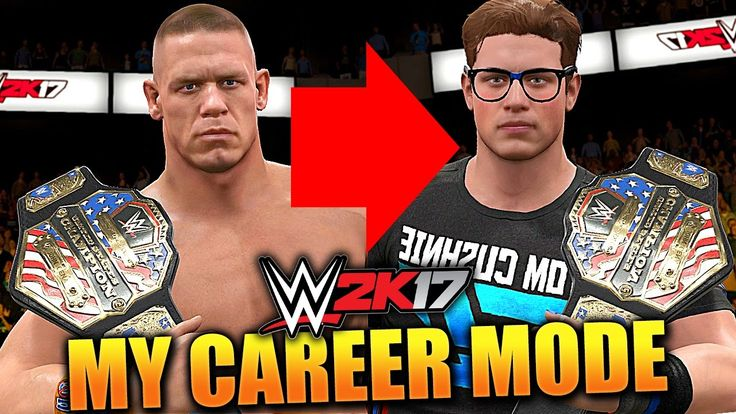 WWE 2K17 MY CAREER MODE #38 'CAN WE WIN THE UNITED STATES CHAMPIONSHIP!?...