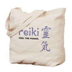 Reiki Tote Bag
