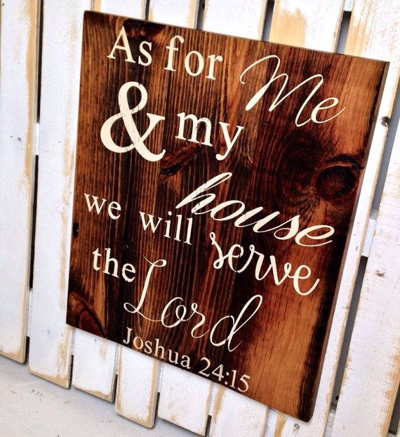 Rustic Barn Wood Sign With Custom Quote   by TheRusticPalette