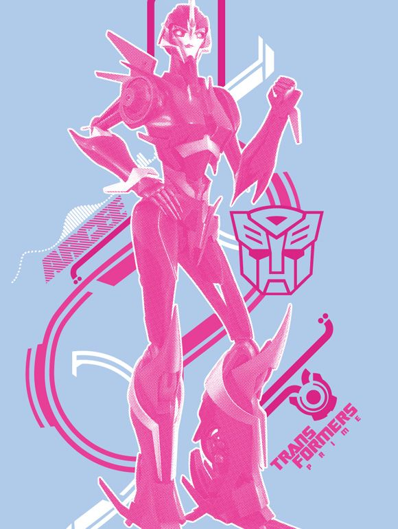 Arcee - Transformers - Joshua M. Smith