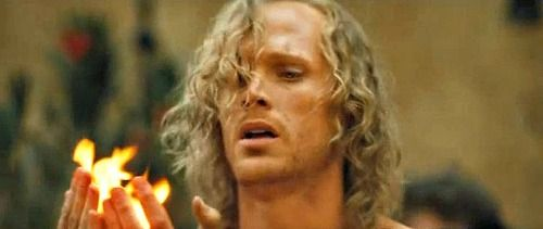 Paul Bettany As Dustfinger From Inkheart Costumi E Film
