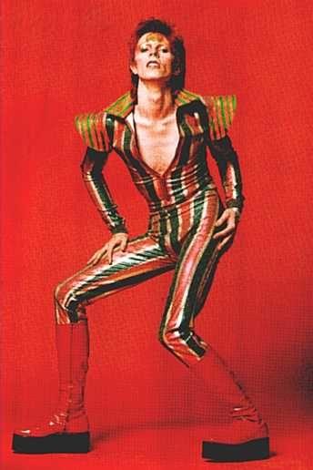1970年代前半のファッション・カルチャーといえば!グラムロック☆参考画像