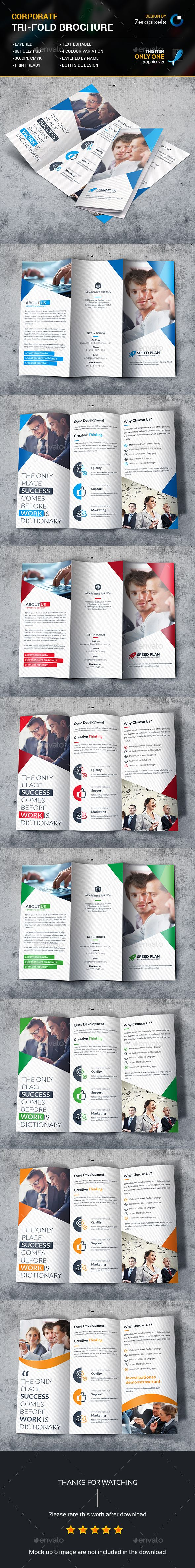 Trifold Brochure Template PSD. Download here: http://graphicriver.net/item/trifold-brochure/15296879?ref=ksioks
