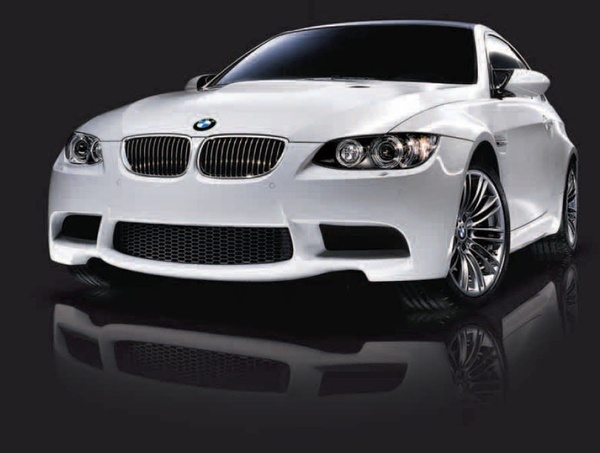 2009 BMW M3 Convertible Owners Manual Front Cover nohrudi