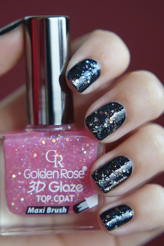 Golden Rose 3D Glaze Topcoat 06 - Nagelfabriek Blog