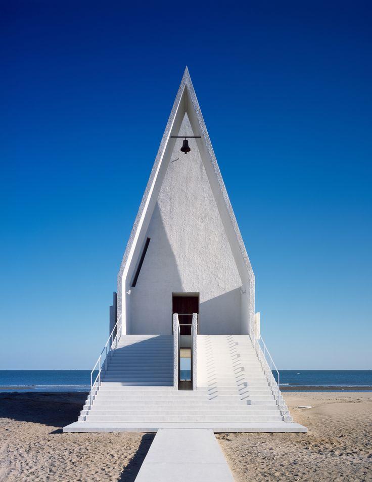 Seashore Chapel, Vector Architects, Küste, Kirche, Kapelle, China, Beijing, Beidaiha, Chen Hao
