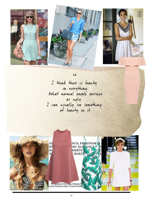 Summer looks by style-lovely on Polyvore featuring moda, NLY Trend and Kerr®