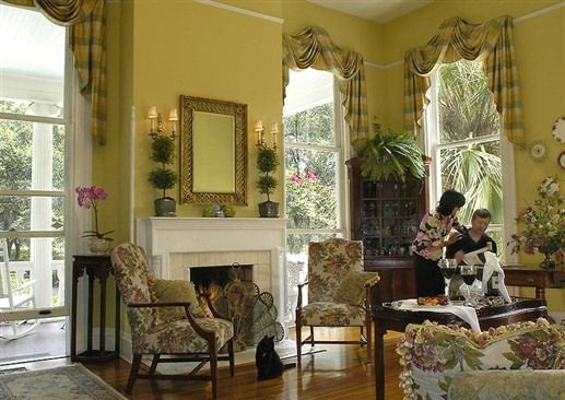 Forsyth Park Inn - Savannah, Georgia. Savannah Bed and Breakfast Inns