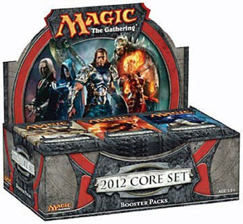 MTG: Magic The Gathering 2012 Core M12 Sealed Booster Box $98.85 can haz plz?