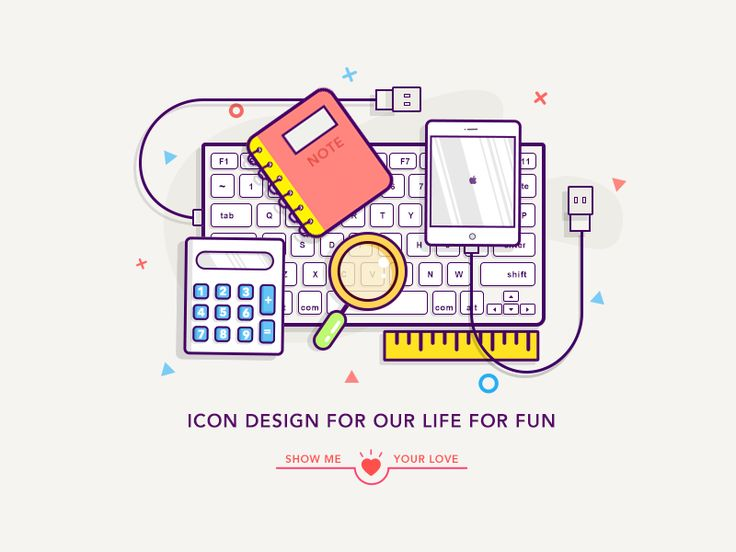 Some icons by luking #Design Popular #Dribbble #shots